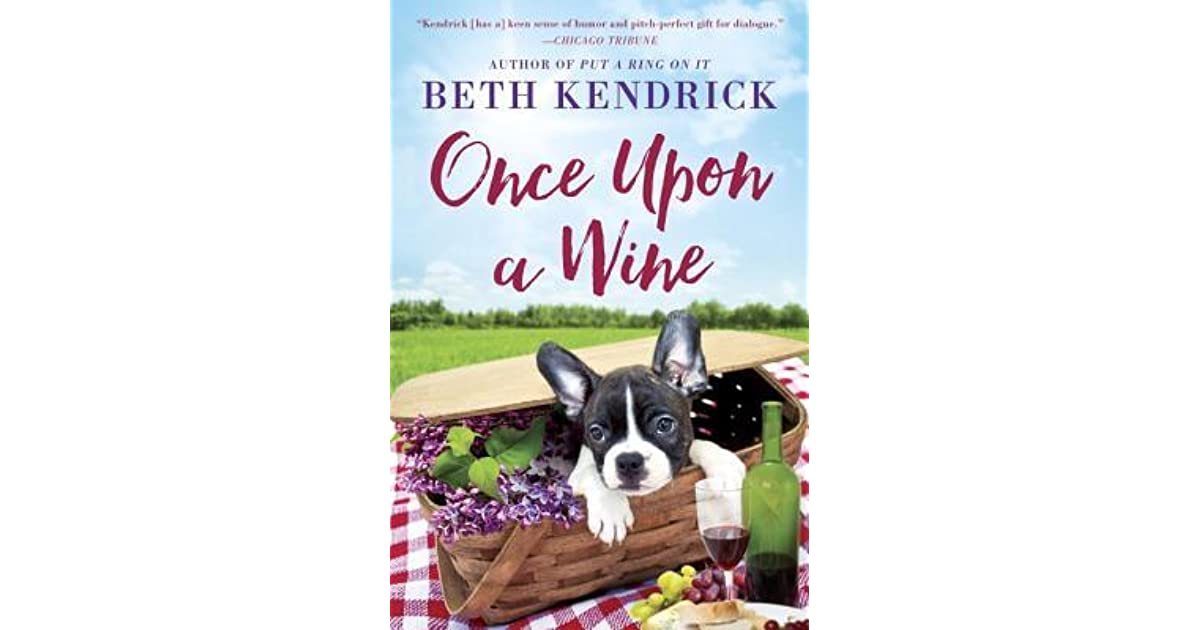 Once Upon A Wine Black Dog Bay 4 By Beth Kendrick