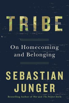 Cover for Tribe: On Homecoming and Belonging, by Sebastian Junger