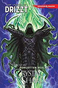 Dungeons & Dragons: The Legend of Drizzt, Volume 4: The Crystal Shard