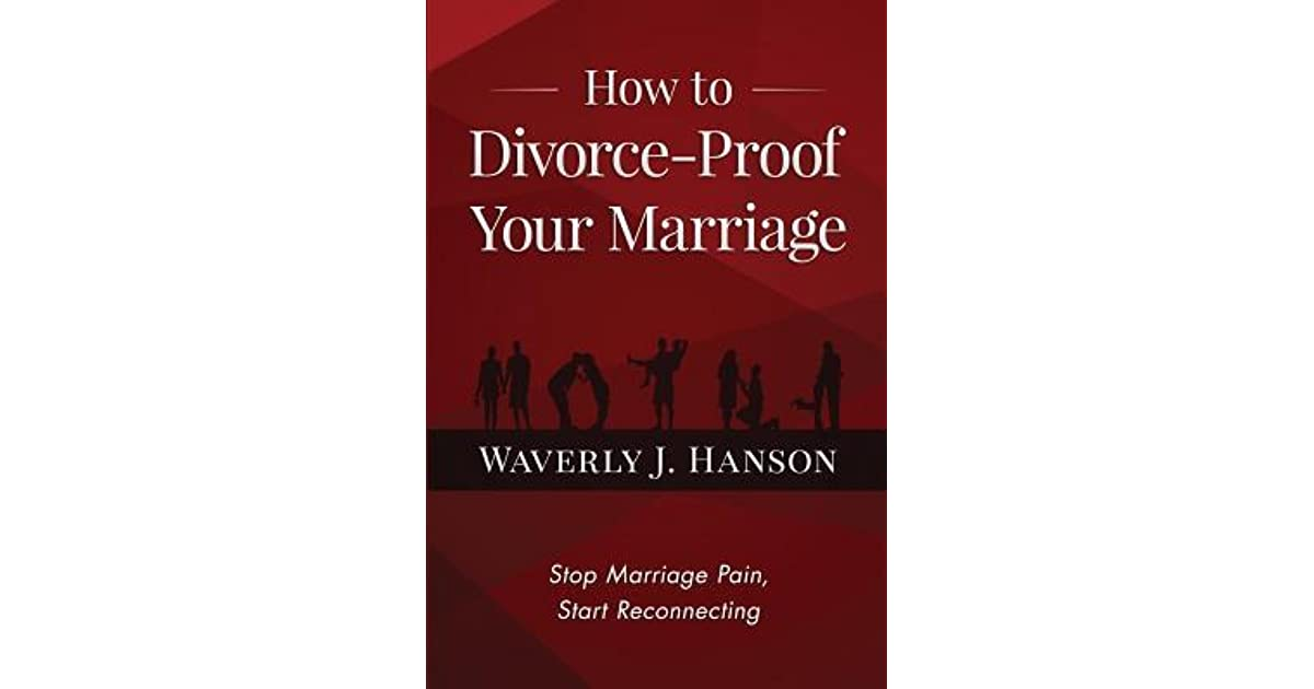 How To Stop The Pain Of Divorce
