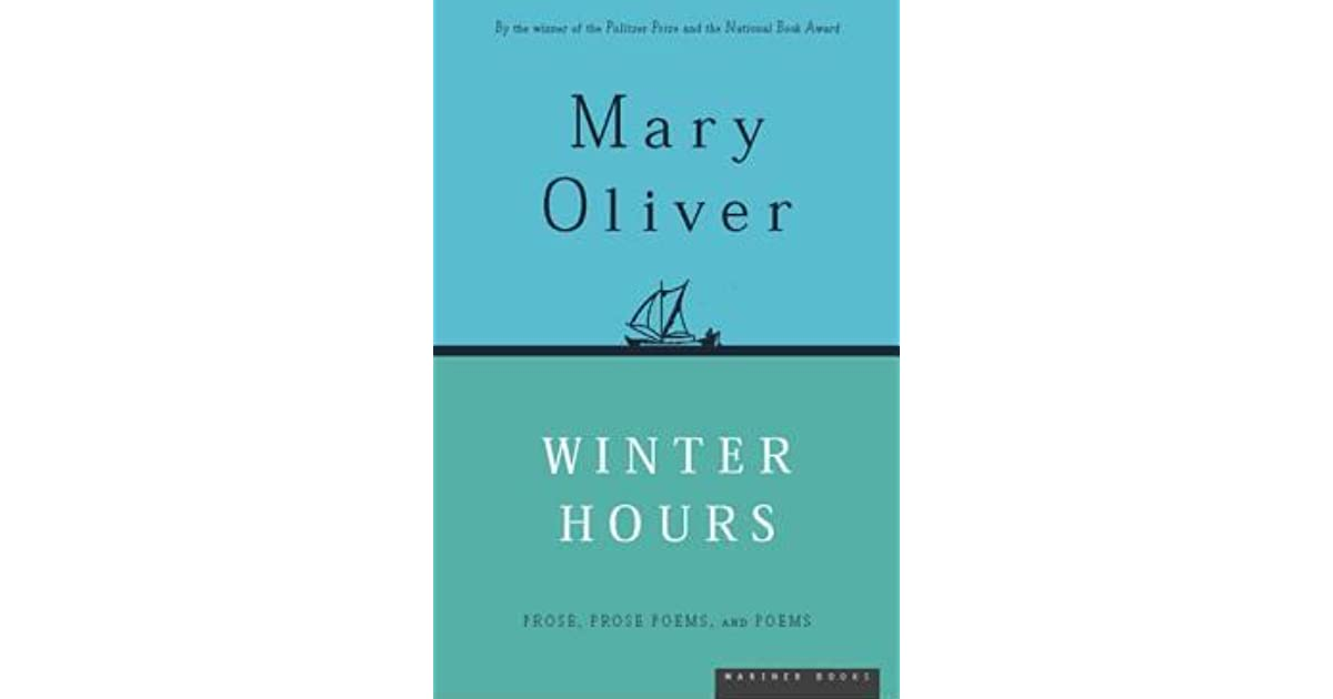 mary oliver best american essays Book review: the best american essays by mary oliver updated on november 15, 2016 alem belton more alem is an entrepreneur and writer with an as in digital.