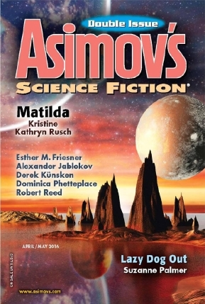 Asimov's Science Fiction, April/May 2016