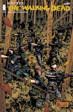 The Walking Dead, Issue #155
