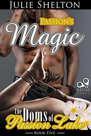Passion's Magic by Julie Shelton