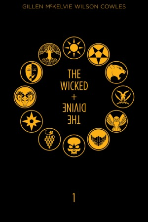 The Wicked + The Divine Deluxe Edition by Kieron Gillen
