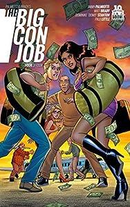Palmiotti and Brady's The Big Con Job #4 (of 4) (Palmiotti and Brady's The Big Con Job #4 (of 4) : 4)