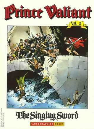 Prince Valiant, Vol. 2: The Singing Sword