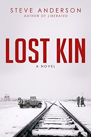 Book cover for Lost Kin