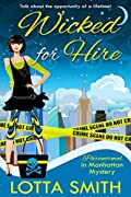 Wicked for Hire (Paranormal in Manhattan, #1)