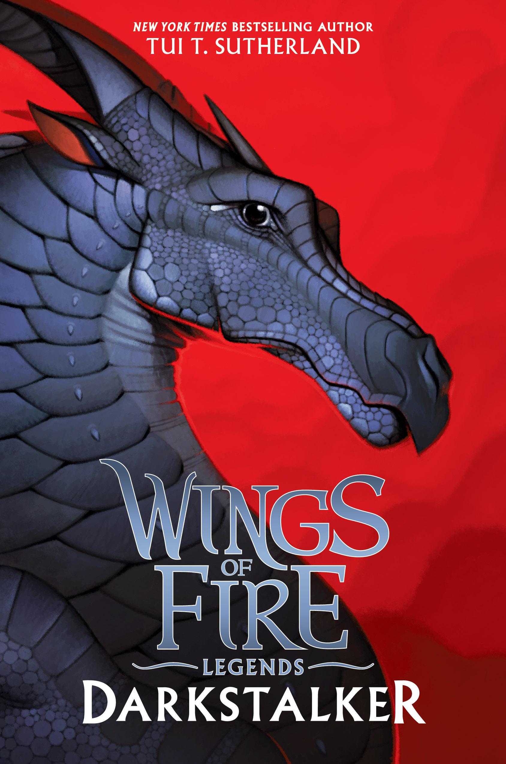 Darkstalker (Wings of Fire: Legends, #1) by Tui T  Sutherland