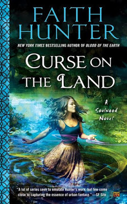 Book Review: Curse on the Land by Faith Hunter