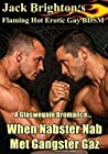 When Nabster Nab Met Gangster Gaz (A Glaswegian Bromance Book 1)