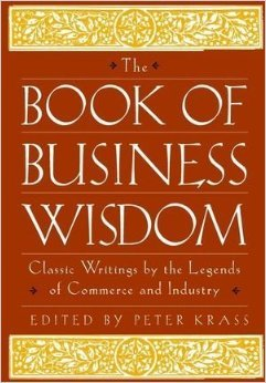 Image result for the book of business wisdom
