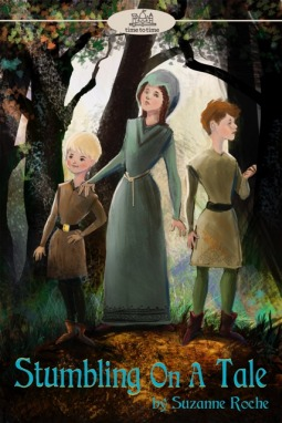 Stumbling On A Tale by Suzanne Roche