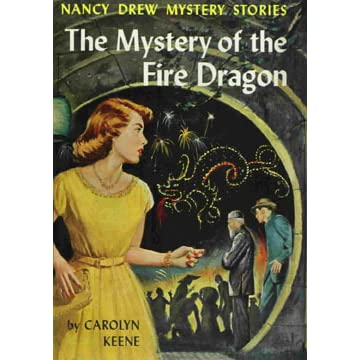 The mystery of the fire dragon by carolyn keene fandeluxe Image collections