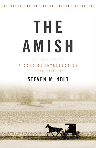 The Amish (Young Center Books in Anabaptist and Pietist Studies)