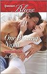 One Blazing Night (Three Wicked Nights)