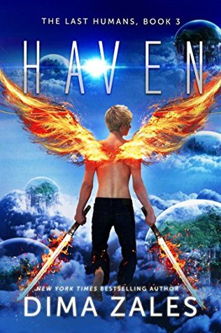 Haven (The Last Humans, #3)