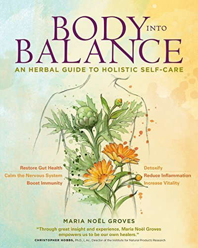 Body into Balance An Herbal Guide to Holistic Self-Care