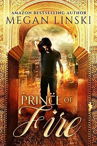 Prince of Fire (The Kingdom Saga #4)