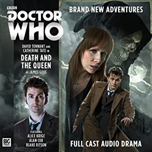 Doctor Who: Death and the Queen (The Tenth Doctor Adventures, #1.3)