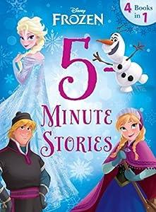 Disney Frozen: 5-Minute Frozen Stories (4 books in 1)