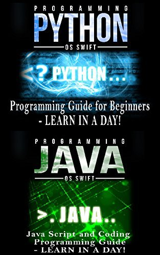 Java Programming Python Programming Master Programming Guide Learn In A Day