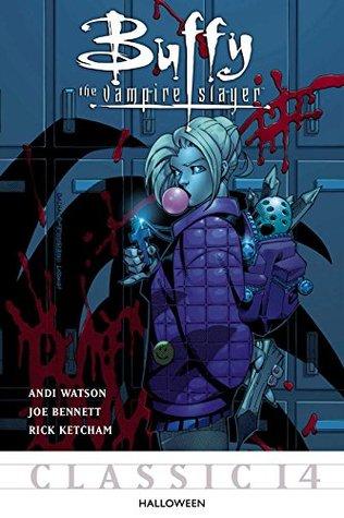 Buffy the Vampire Slayer Classic #14: Halloween (Buffy the Vampire Slayer Vol. 1)