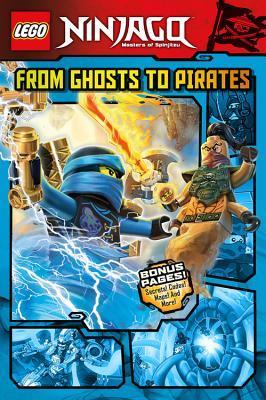 Lego Ninjago: Graphic Novel #3