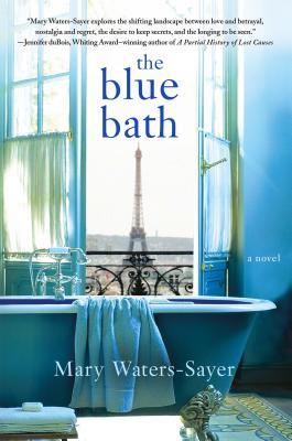 The Blue Bath by Mary Waters-Sayer