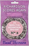 Book cover for Richardson Scores Again