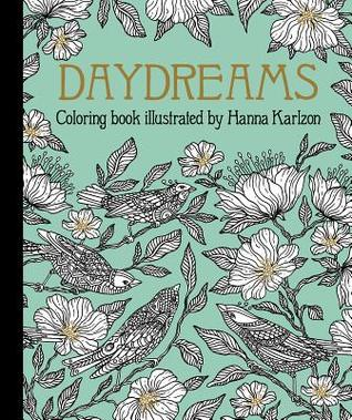 "Daydreams Coloring Book: Originally Published in Sweden as ""Dagdrömmar"""
