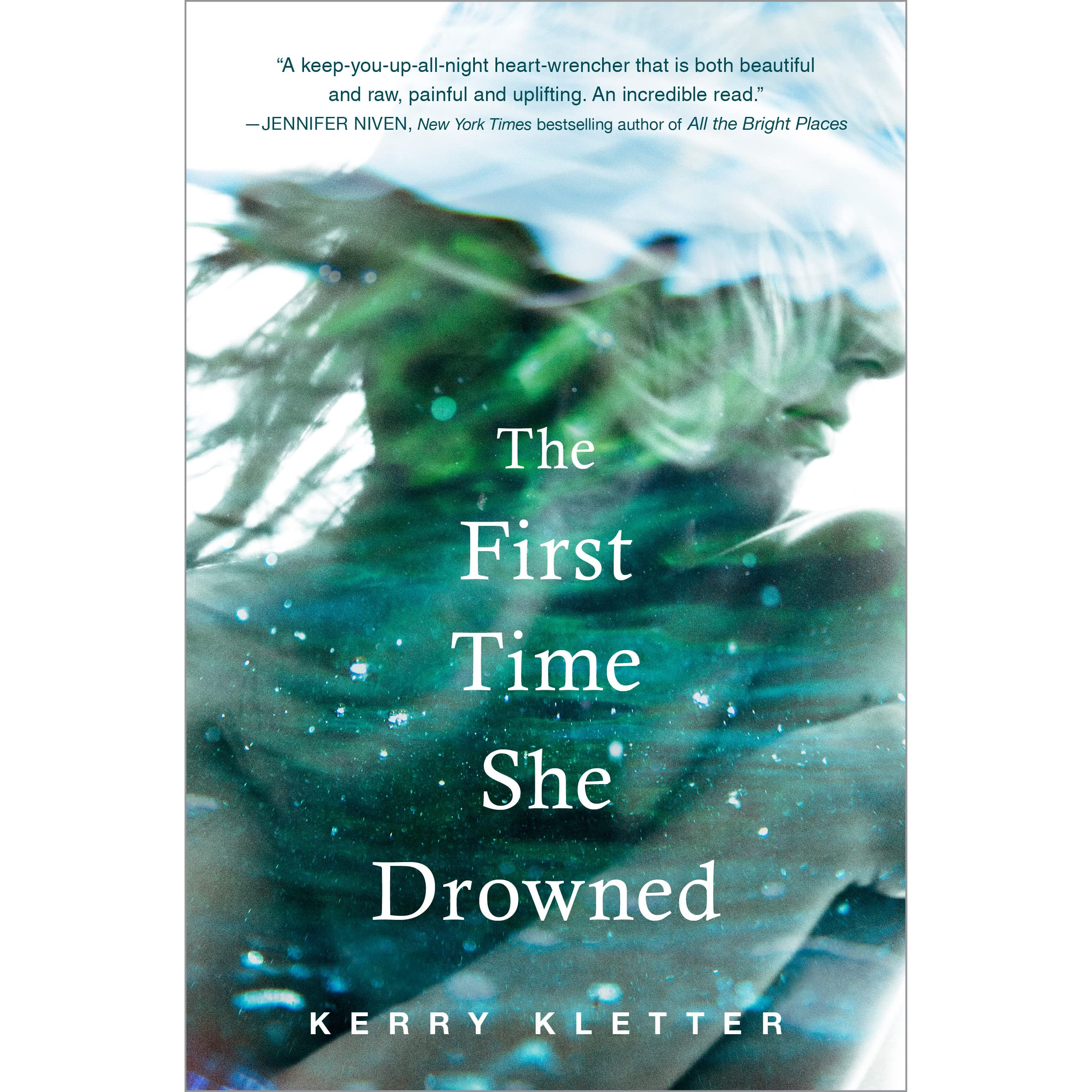 The First Time She Drowned By Kerry Kletter — Reviews, Discussion,  Bookclubs, Lists