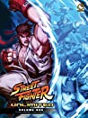 Street Fighter Unlimited, Volume One: The New Journey (Street Fighter Unlimited, #1)