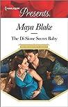 The Di Sione Secret Baby (The Billionaire's Legacy #2)