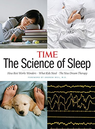 TIME The Science of Sleep How Rest Works Wonders- What Kids Need- and The Nam Therapy
