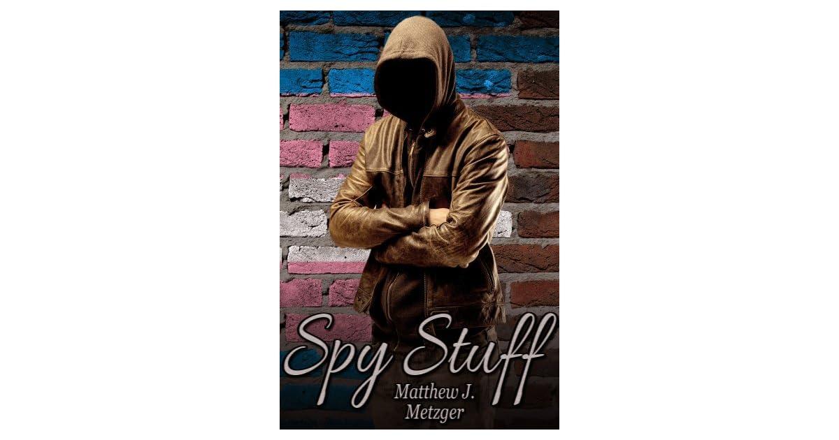 Spy Stuff by Matthew J. Metzger 78a996cbfbd