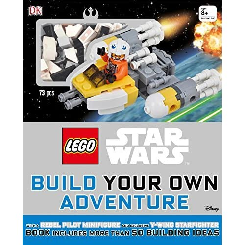 LEGO Star Wars: Build Your Own Adventure by DK Publishing