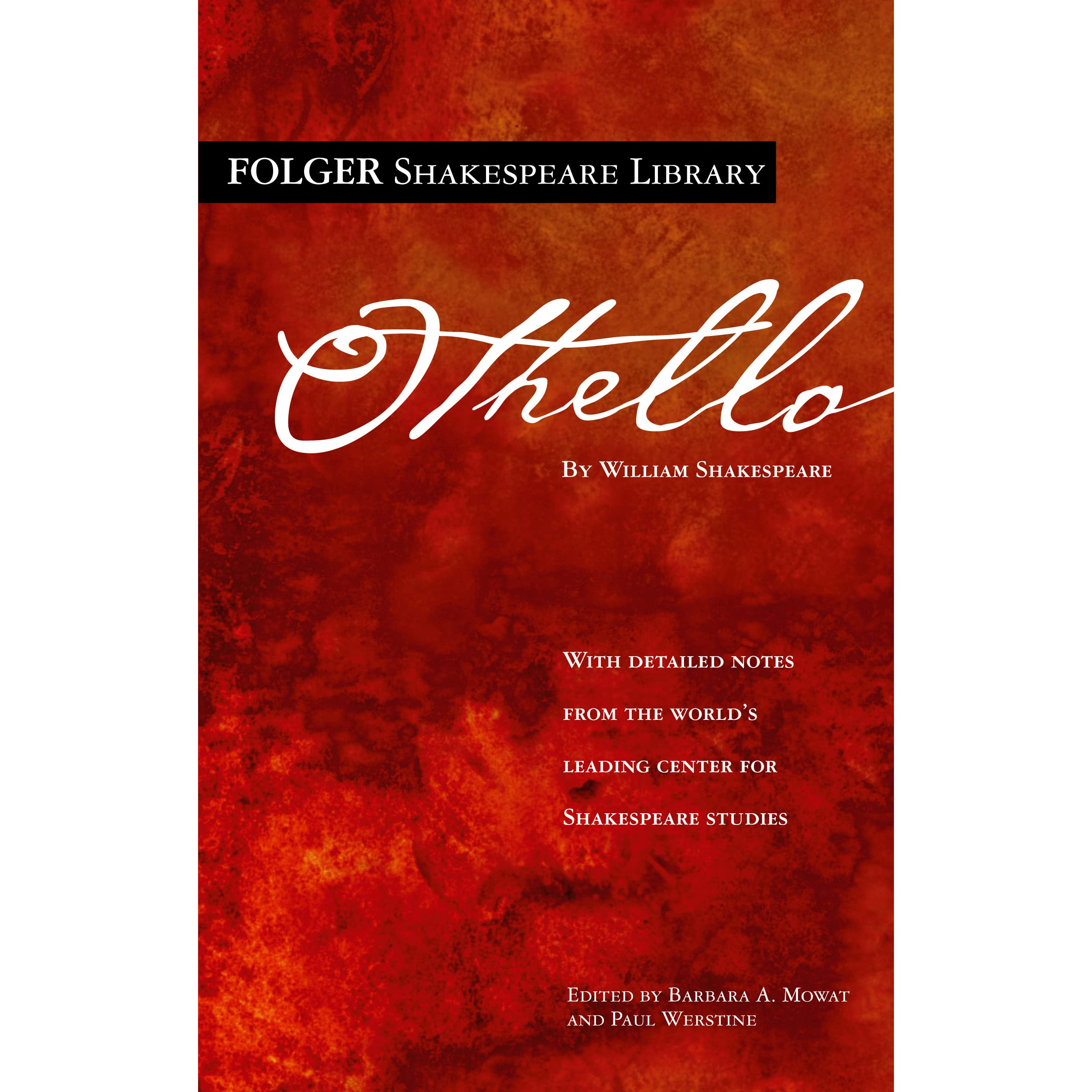a character analysis of othello a play by william shakespeare