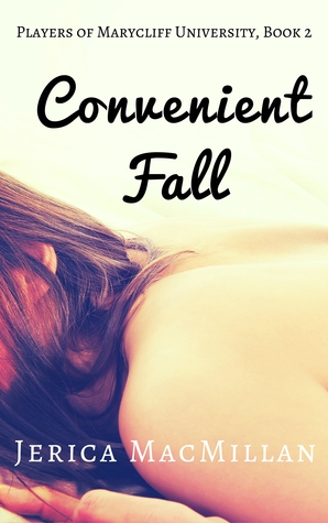 Convenient Fall (Players of Marycliff University, #2)