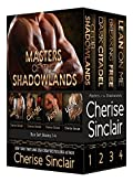 Masters of the Shadowlands Box Set: Books 1-4
