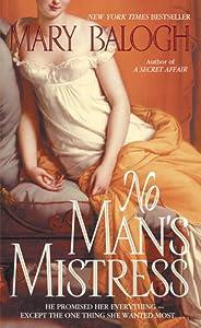 No Man's Mistress (Mistress Trilogy #2)