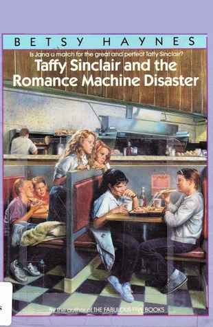 Taffy Sinclair and the Romance Machine Disaster