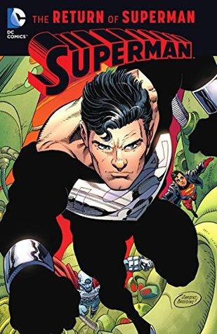 The Return Of Superman By Dan Jurgens