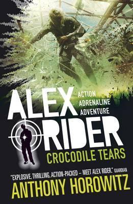 Crocodile Tears (Alex Rider, #8)
