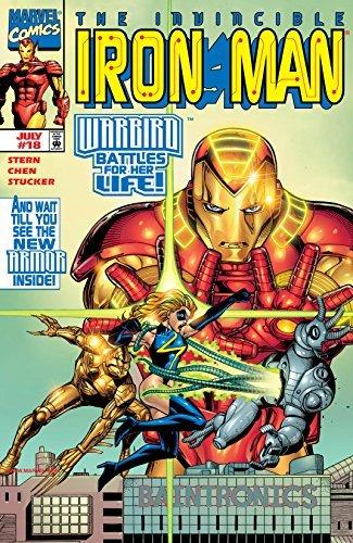 Iron Man (1998-2004) #18 Kurt Busiek