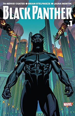 Black Panther #1 by Ta-Nehisi Coates