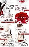 The Vampire Affair Complete Collection (Billionaires After Dark)