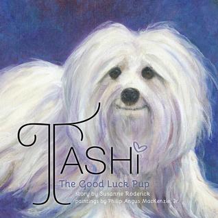 Tashi the Good Luck Pup