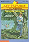 Bummer Summer by Ann M. Martin